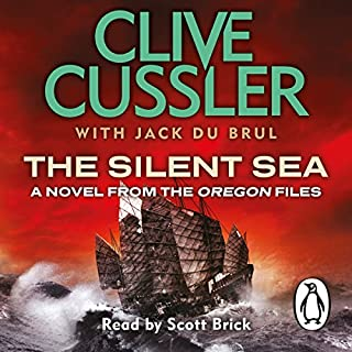 The Silent Sea cover art