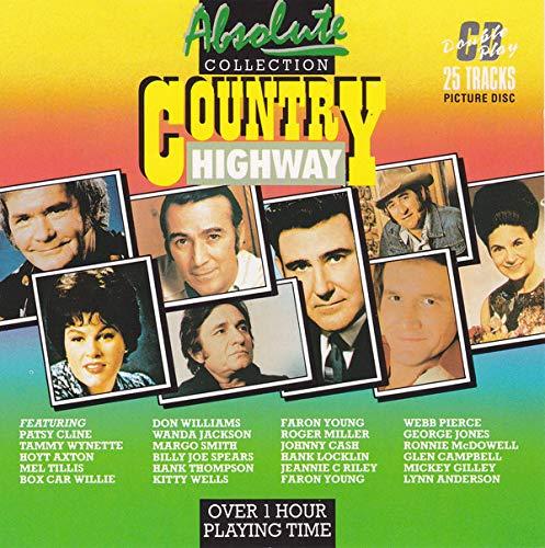 Tammy Wynette, Hoyt Axton, Mel Tillis, Box Car Willie, Patsy Cline..