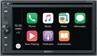 "Sony XAV-AX200 Car Stereo System | 16.3cm (6.4"") DVD Receiver with Bluetooth"