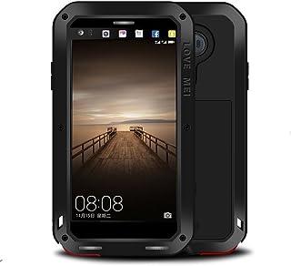 Huawei Mate 9 Waterproof Case, Metal Case, Love Mei Armor Tank Shockproof Waterproof Dust/Dirt/Snow Proof Heavy Duty Alumi...