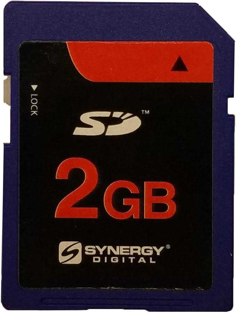 Nikon Coolpix L110 Digital Camera Memory Card 2GB Standard Secure Digital (SD) Memory Card