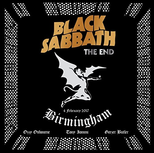 The End (Live in Birmingham) (2CD)