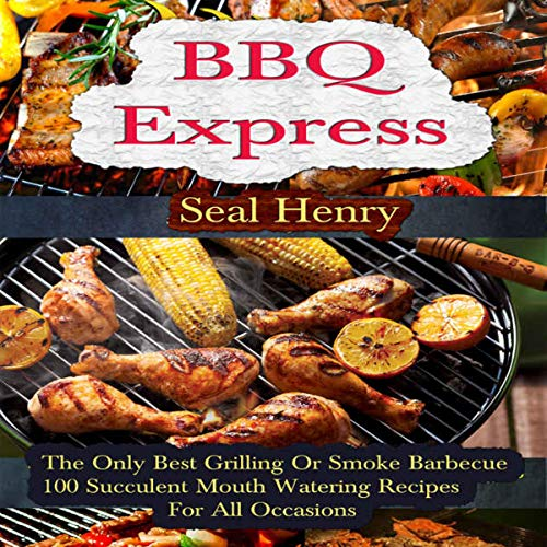 Barbecue Grilling cover art