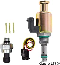 GaofeiLTF 7.3 Fuel Injection Pressure Regulator Valve & Sensor IPR & ICP for 1997-2003 Ford 7.3L Powerstroke Diesel Excursion Super Duty F250 F350 F450 E350 E450