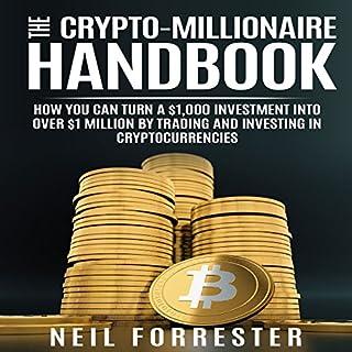 The Crypto-Millionaire Handbook cover art
