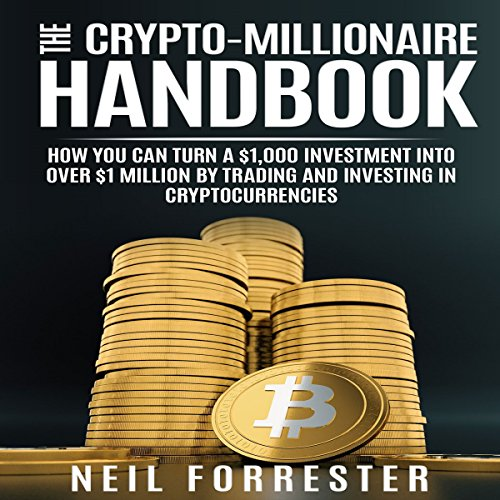The Crypto-Millionaire Handbook audiobook cover art
