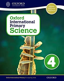 Oxford International Primary Science Student Book 4
