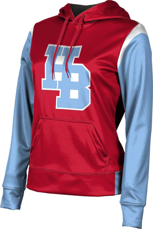 ProSphere Horseshoe Bend High School Girls' Pullover Hoodie, School Spirit Sweatshirt (Tailgate)
