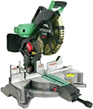 Metabo HPT 12-Inch Compound Miter Saw, Laser Marker System, Double Bevel, 15-Amp Motor,..