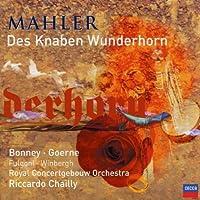 Mahler: Des Knaben Wunderhorn by BONNEY / FULGONI / ROYAL CONCERTGEBOUW ORCH / CHAILLY (2003-04-08)