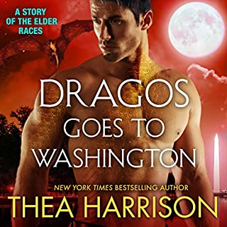 Dragos Goes to Washington audiobook cover art