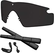Predrox Si M Frame 2.0 Lenses & Rubber Kits Replacement for Oakley Polarized