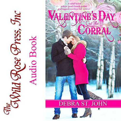Valentine's Day at the Corral  By  cover art