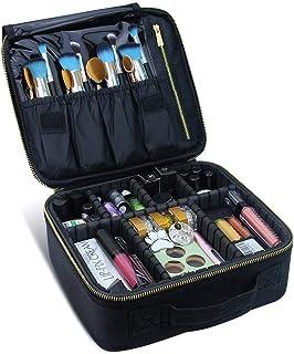 حقيبة مكياج للسفر من سوفام، حقيبة تنظيم احترافية لمستحضرات التجميل، صناديق حفظ المكياج