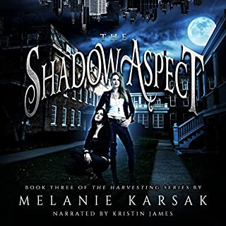 The Shadow Aspect (The Harvesting Series Book 3) audiobook cover art