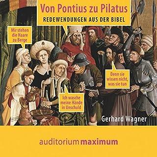 Von Pontius zu Pilatus Titelbild