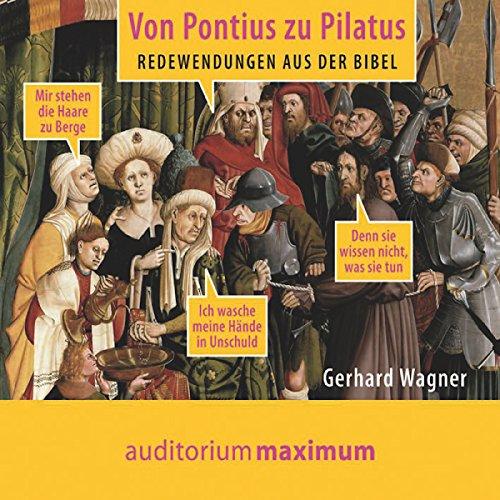 Von Pontius zu Pilatus audiobook cover art