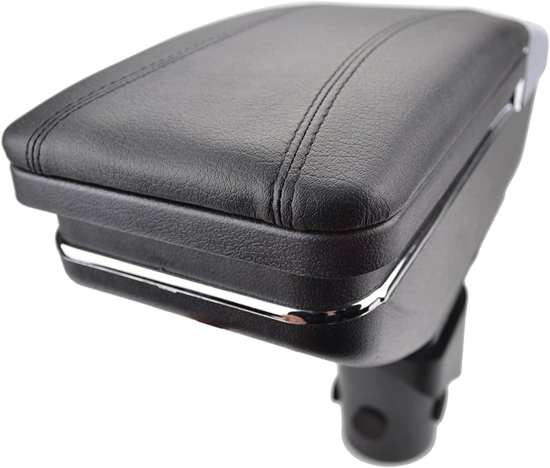 HDBH Rotatable cheap Fashion Armrest for Cars St Sunny Latio 2012-2018