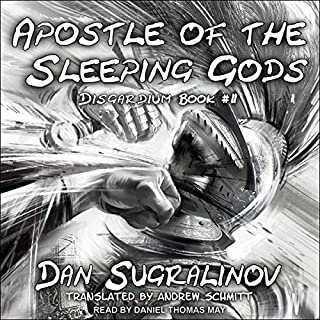 Apostle of the Sleeping Gods Titelbild