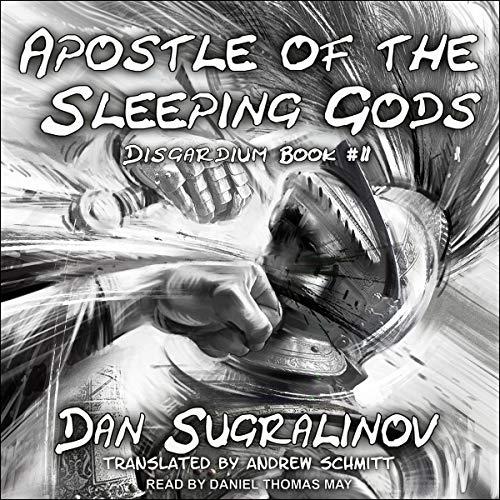 Page de couverture de Apostle of the Sleeping Gods
