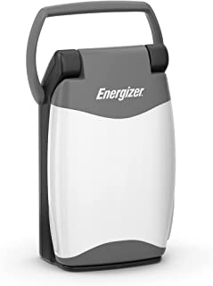 Sponsored Ad - Energizer LED Camping Lantern, Folding Battery Powered LED, Water-Resistant Tent Light, Rugged Lantern Flashlight for Hurricane, Emergency, Survival Kits, Hiking, Fishing, Home and More