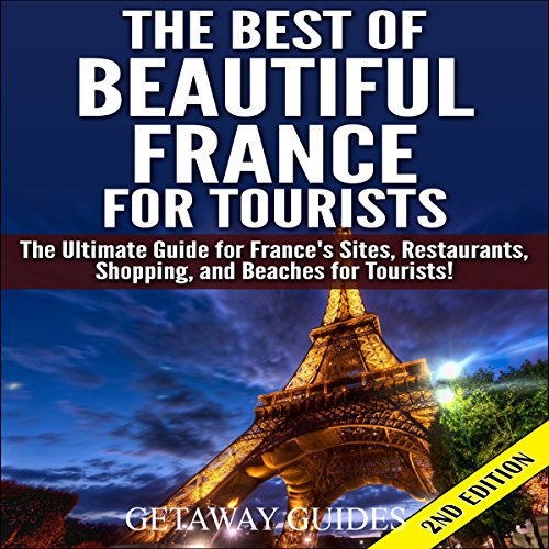 The Best of Beautiful France for Tourists, 2nd Edition cover art