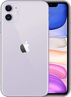 Apple iPhone 11, 64GB, Morado (Reacondicionado)