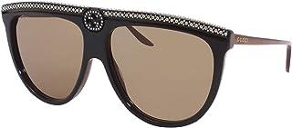 Sunglasses Gucci GG 0732 S- 005 Black/Brown