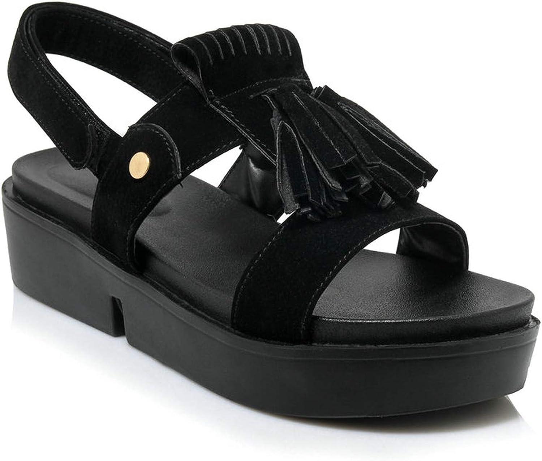 QianQianStore New Gladiator Women shoes Roman Sandals shoes Women Sandals Peep-Toe Flat shoes Woman Sandals