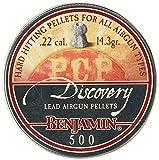 Benjamin BHP22 Hollow Point Pellets (500-Count)