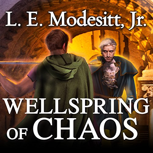 Wellspring of Chaos audiobook cover art