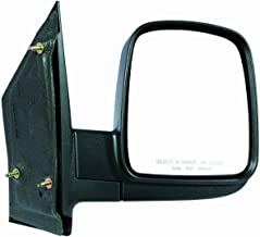 Depo 335-5428R3MF Chevy Express/GMC Savana Passenger Side Textured Manual Mirror