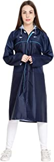 Zacharias Women's Raincoat KT-XXL (Dark Blue;XX-Large)