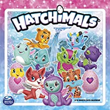 2019 Hatchimals Wall Calendar