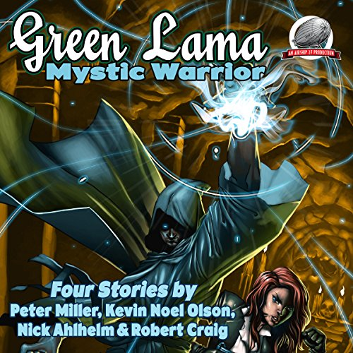 Green Lama - Mystic Warrior, Volume 1 cover art