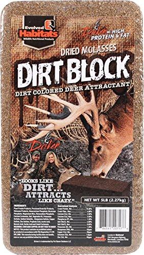 Evolved Habitats Dirt Block Deer Attractant