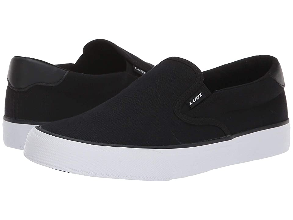 Lugz Clipper (Black/White) Women