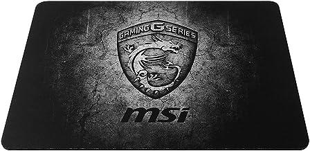 MSI Gaming Shield Mousepad PAD, Black, (PAD-MSI-SHMP)