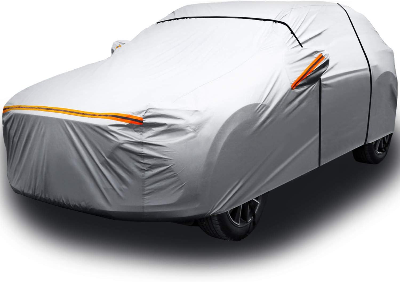 SUV Car Regular dealer Cover 190