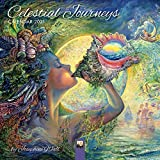 Celestial Journeys by Josephine Wall Mini Wall calendar 2021 (Art Calendar)