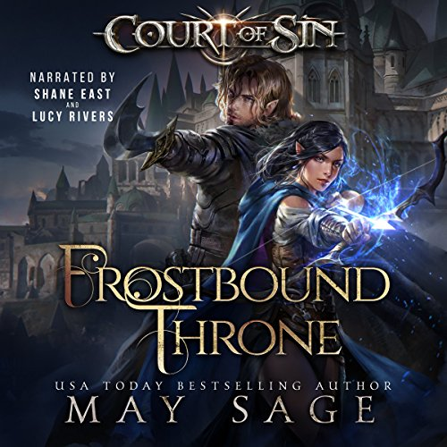 Frostbound Throne: Song of Night  audiobook cover art
