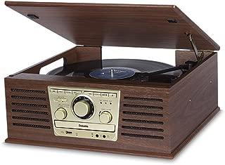 Vitrola com CD, Fm, Usb e Bluetooth, Raveo, Sonata Bt, 10 W