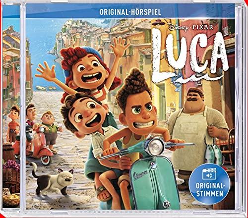 Luca (Das Original-Hörspiel zum Disney/Pixar Film)