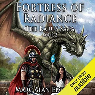 Fortress of Radiance audiobook cover art
