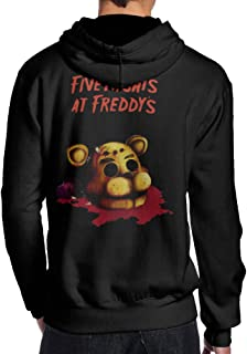 Official Five Nights At Freddy's Part Of The Show Men's Hoodie (S)