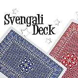 Magic Makers Svengali Deck Red or Blue Easy Magic Card Tricks
