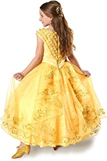 Belle Limited Edition Costume for Kids - Beauty and the Beast - Live Action