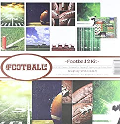 in budget affordable Reminisce Football2 Collection Album Set
