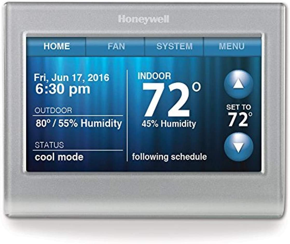 Honeywell New popularity RTH9580WF Wi-Fi Thermostat Smart New product