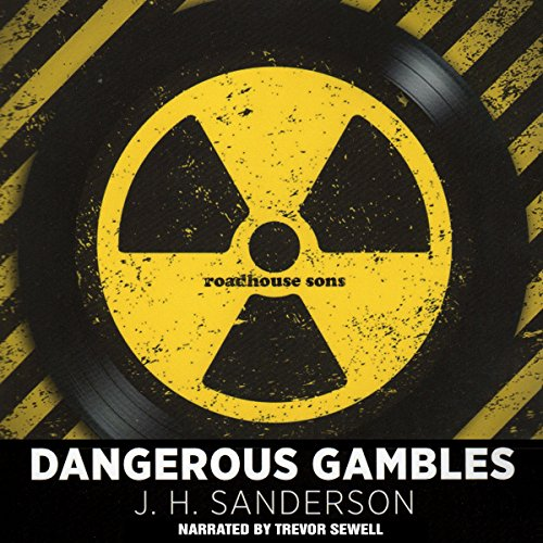 Dangerous Gambles audiobook cover art